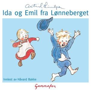 Ida og Emil fra Lønneberget (lydbok) av Astri