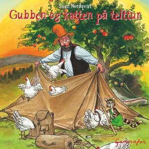 Gubben og katten på telttur (lydbok) av Sven