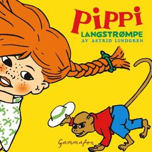 Pippi Langstrømpe (lydbok) av Astrid Lindgren