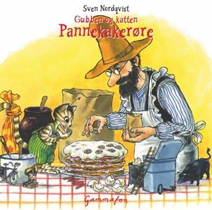 Pannekakerøre (lydbok) av Sven Nordqvist