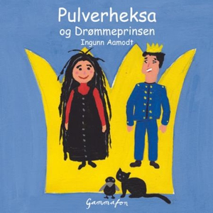 Pulverheksa og Drømmeprinsen (lydbok) av Ingu
