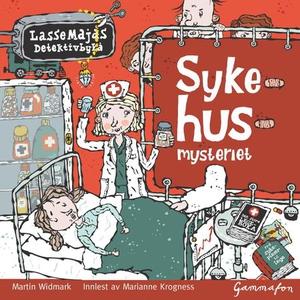 Sykehusmysteriet (lydbok) av Martin Widmark