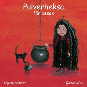Pulverheksa får besøk (lydbok) av Ingunn Aamo