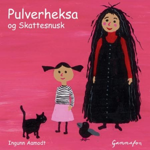 Pulverheksa og Skattesnusk (lydbok) av Ingunn
