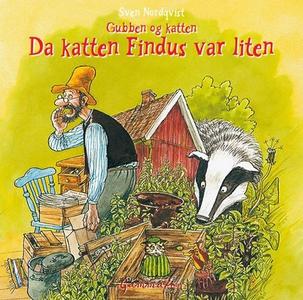 Da katten Findus var liten (lydbok) av Sven N