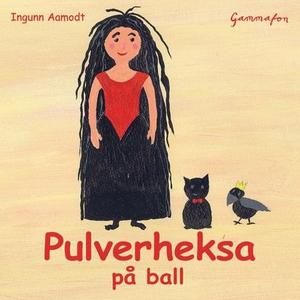 Pulverheksa på ball (lydbok) av Ingunn Aamodt