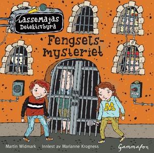 Fengselsmysteriet (lydbok) av Martin Widmark