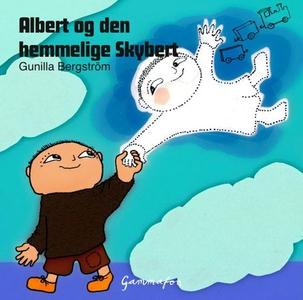 Albert og den hemmelige Skybert (lydbok) av G