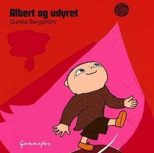 Albert og udyret (lydbok) av Gunilla Bergströ
