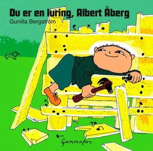 Du er en luring, Albert Åberg (lydbok) av Gun
