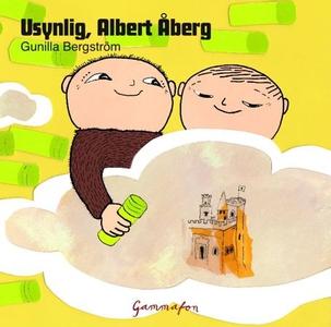 Usynlig, Albert Åberg (lydbok) av Gunilla Ber