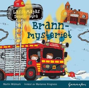 Brannmysteriet (lydbok) av Martin Widmark