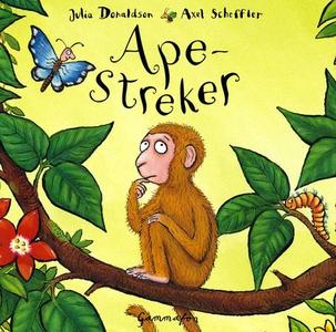 Apestreker (lydbok) av Julia Donaldson