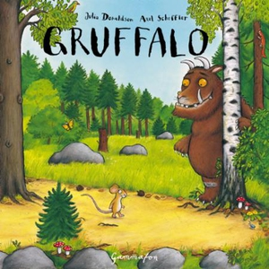 Gruffalo (lydbok) av Julia Donaldson