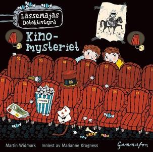 Kinomysteriet (lydbok) av Martin Widmark