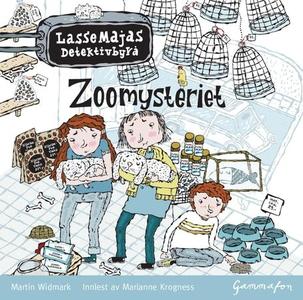 Zoomysteriet (lydbok) av Martin Widmark
