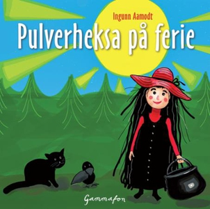Pulverheksa på ferie (lydbok) av Ingunn Aamod
