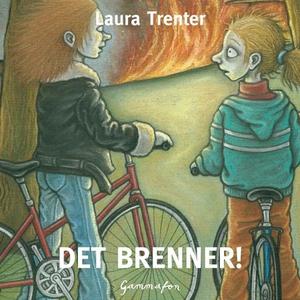 Det brenner! (lydbok) av Laura Trenter