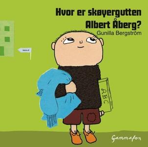 Hvor er skøyergutten Albert Åberg? (lydbok) a
