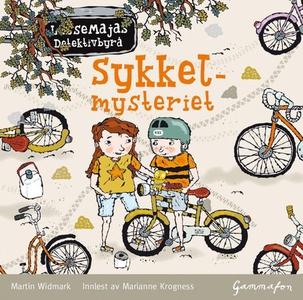 Sykkelmysteriet (lydbok) av Martin Widmark