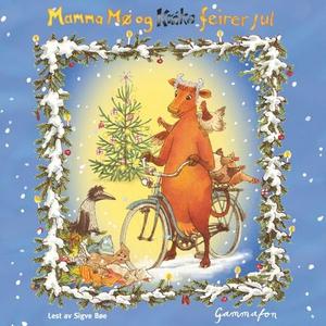 Mamma Mø og Kråka feirer jul (lydbok) av Jujj