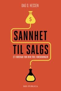 Sannhet til salgs (ebok) av Dag O. Hessen