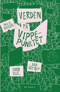Verden på vippepunktet (ebok) av Dag O. Hesse