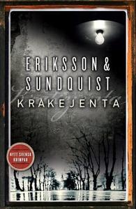 Kråkejenta (ebok) av Jerker Eriksson, Håkan S
