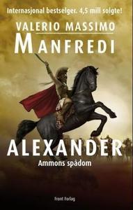 Alexander (ebok) av Valerio Massimo Manfredi