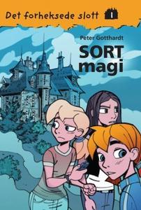Sort magi (ebok) av Peter Gotthardt