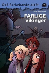 Farlige vikinger (ebok) av Peter Gotthardt