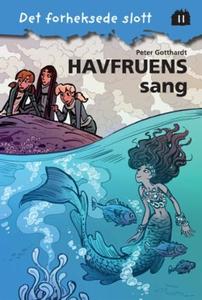 Havfruens sang (ebok) av Peter Gotthardt