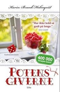 Potensgiverne (ebok) av Karin Brunk Holmqvist