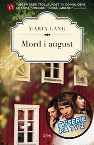 Mord i august (ebok) av Maria Lang, Kari Wæru