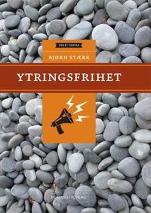 Ytringsfrihet (ebok) av Bjørn Stærk