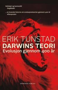 Darwins teori (ebok) av Erik Tunstad