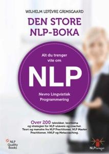 Den store NLP-boka (ebok) av Wilhelm Lefèvre