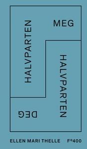 Halvparten meg, halvparten deg (ebok) av Elle