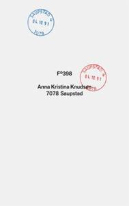 7078 Saupstad (ebok) av Anna Kristina Knudsen