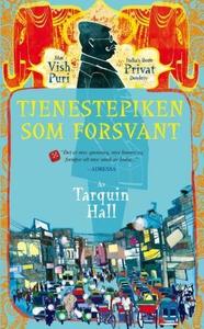 Tjenestepiken som forsvant (ebok) av Tarquin