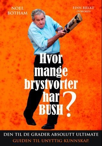 Hvor mange brystvorter har Bush? (ebok) av No