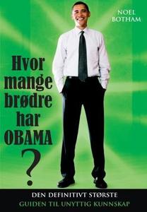 Hvor mange brødre har Obama? (ebok) av Noel B