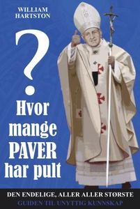 Hvor mange paver har pult? (ebok) av Noel Bot