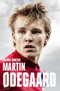 Martin Ødegaard (ebok) av Michael Qureshi