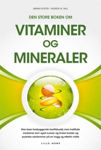 Den store boken om vitaminer og mineraler (eb