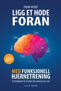 Ligg et hode foran med funksjonell hjernetren