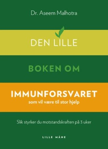 Den lille boken om immunforsvaret (lydbok) av