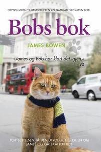 Bobs bok (ebok) av James Bowen