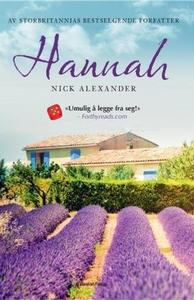 Hannah (ebok) av Nick Alexander