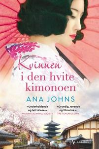 Kvinnen i den hvite kimonoen (ebok) av Ana Jo